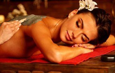 Wash using professional salon hair washing .